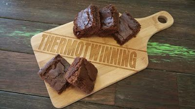 20 Second Milo Brownies – Twins And A Blog