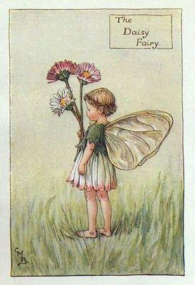 The Daisy Fairy, Cicely Mary Barker                                                                                                                                                                                 Más