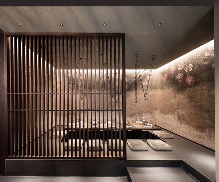 In the new Dorotheen Quartier, Enso Sushi & Grill provides guests with dining styles inspired by Japanese traditions.