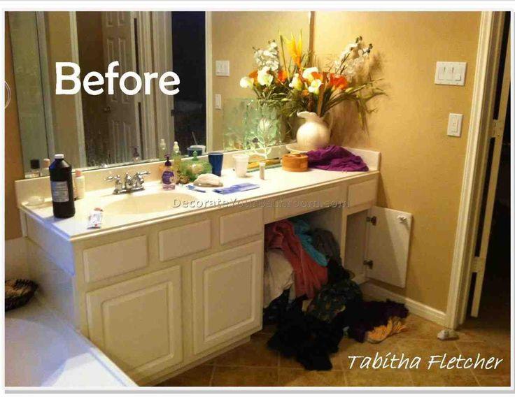 best 25 makeup organizer countertop ideas on pinterest wall makeup organizer makeup. Black Bedroom Furniture Sets. Home Design Ideas