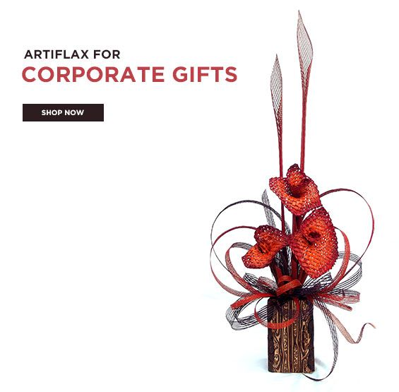 Artiflax for Corporate Gifts