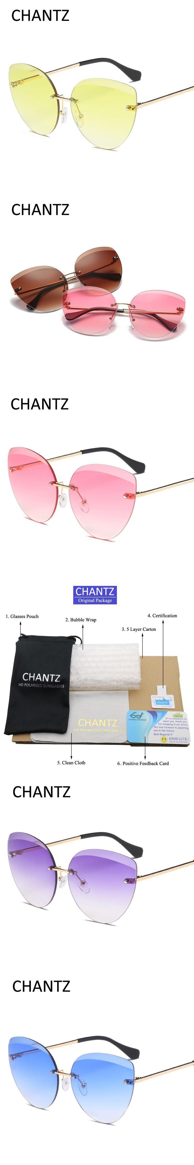 Fashion Cat Eye Sunglasses Women Ocean Lens 2017 Brand Metal Driving Sun Glasses Female Shades UV400 Lunettes De Soleil Femme