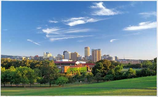 Adelaide, probably the best city in Australia