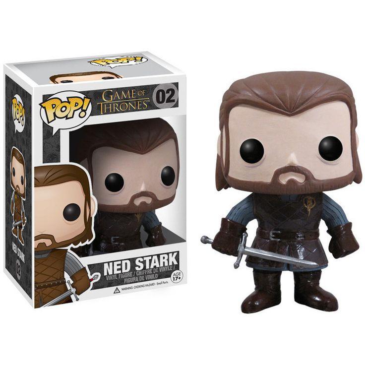 Funko Pop! Ned Stark Game of Thrones Vinyl Figure