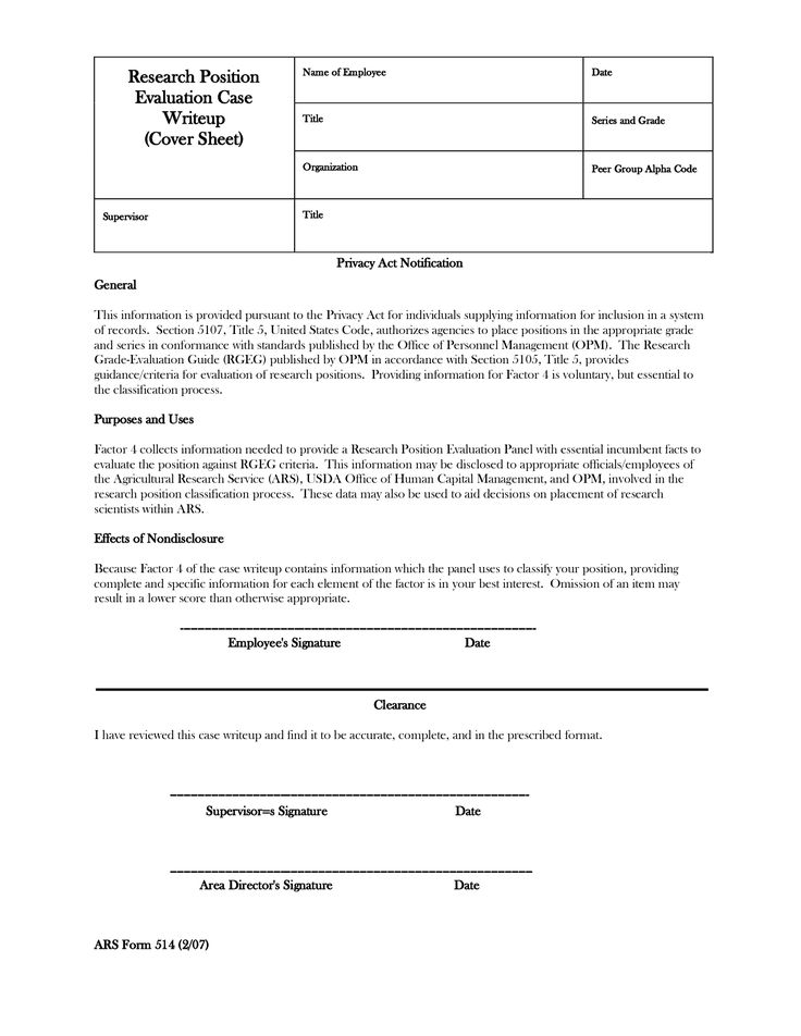 Emloyment Write Up | Employee Write Up Form Download | Business