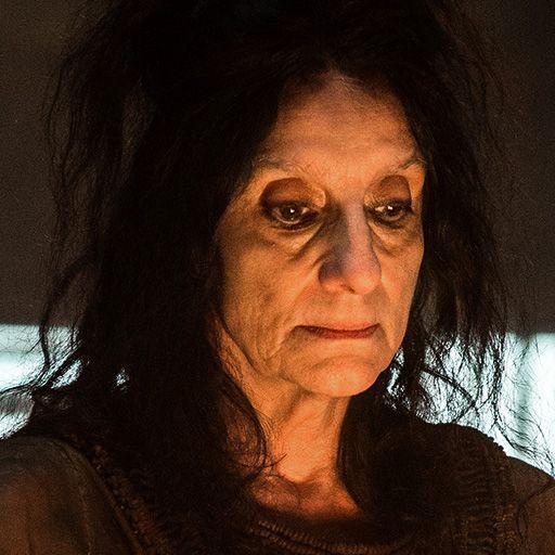 High Priestess  played by Souad Faress