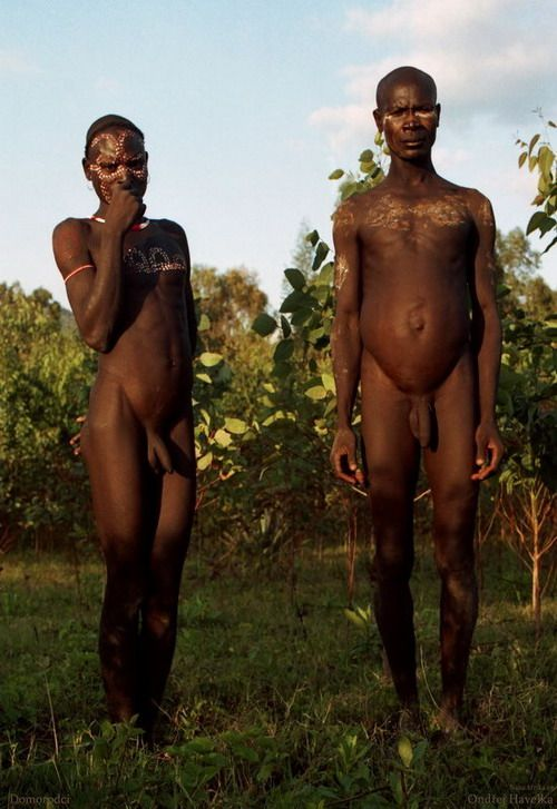 african tribal guy naked