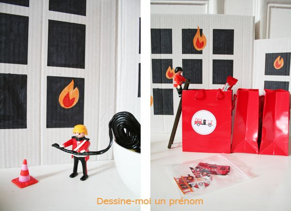 1000 id es sur le th me f te de pompier sur pinterest anniversaire a th me de pompier f tes d. Black Bedroom Furniture Sets. Home Design Ideas