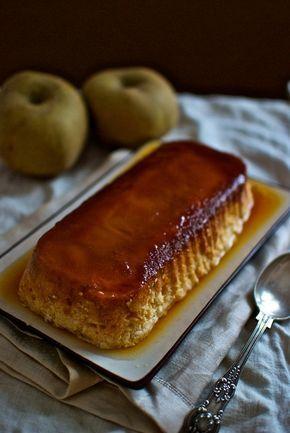 Flan de manzana, receta francesa con Thermomix (Thermomix en el mundo)