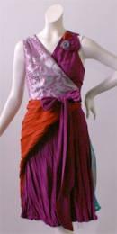 Ayla Wrap Dress