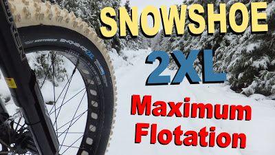 Snowshoe 2XL | It just may fit ! ~ Fatbike Republic
