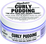 Curly Pudding. I used this for the first time today and oh my goodness! I love it. My curls are soft and bouncy. Not crunchy and hard like with other products I've tried.