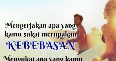 """Kata Mutiara               KataMutiaraLine - """"Mengerjakan apa yang kamu sukai merupakan KEBEBASAN. Menyukai apa yang kamu kerjakan merupak...  #katamutiara #kata_mutiara #katamutiaraline #crewz #vja0041t #semangat #katasemangat #inspirasi #katainspirasi #pencerahan #katapencerahan #motivasi #katamotivasi #kehidupan #katakehidupan #sindiran #katasindiran #bijaksana #katabijak #nasehatbijak #katareligius"""