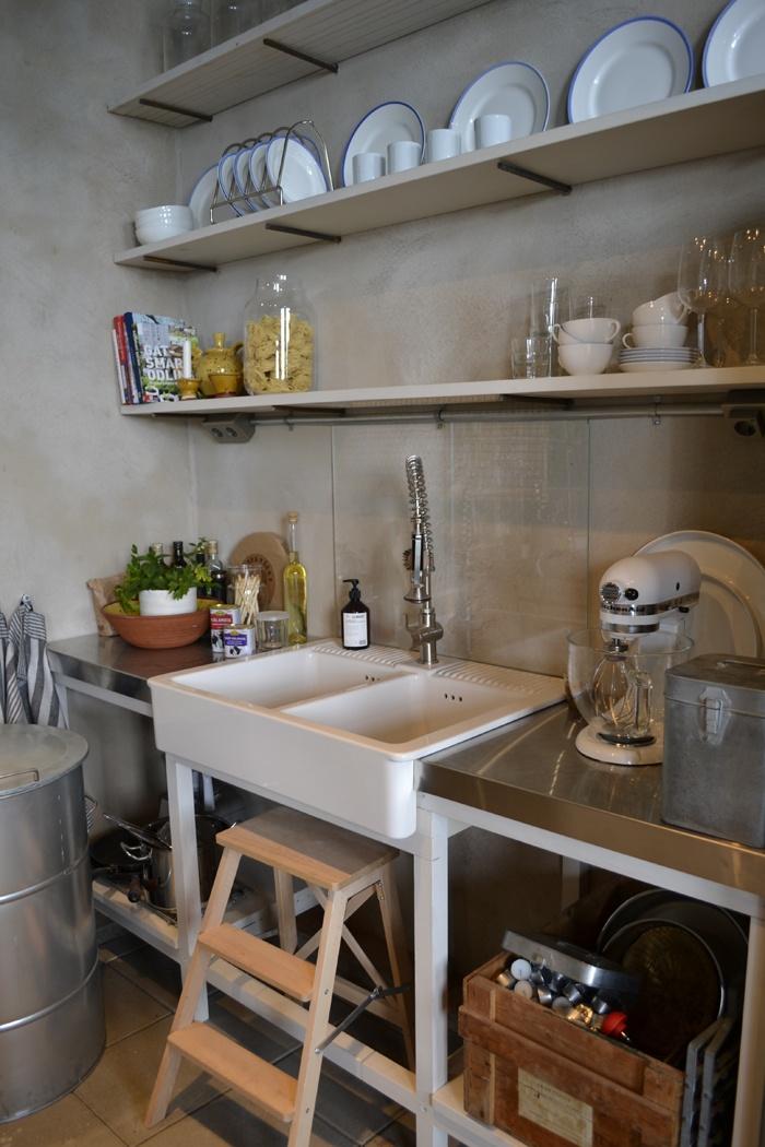 Gammalt möter nytt i köket. Foto: TV4
