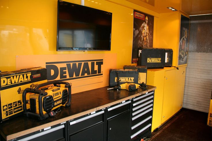 https://flic.kr/s/aHskzVUHK6 | Power Tools Lancashire | Our Power Tools are on Display here at Tool Army HQ in Chorley as one of our trucks prepares an exhibition of DeWalt Power Tools