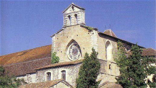 Abbaye de Sorde près de Peyrehorade