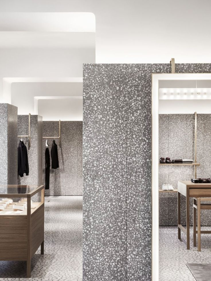 David Chipperfield Architects Adds New Materials And