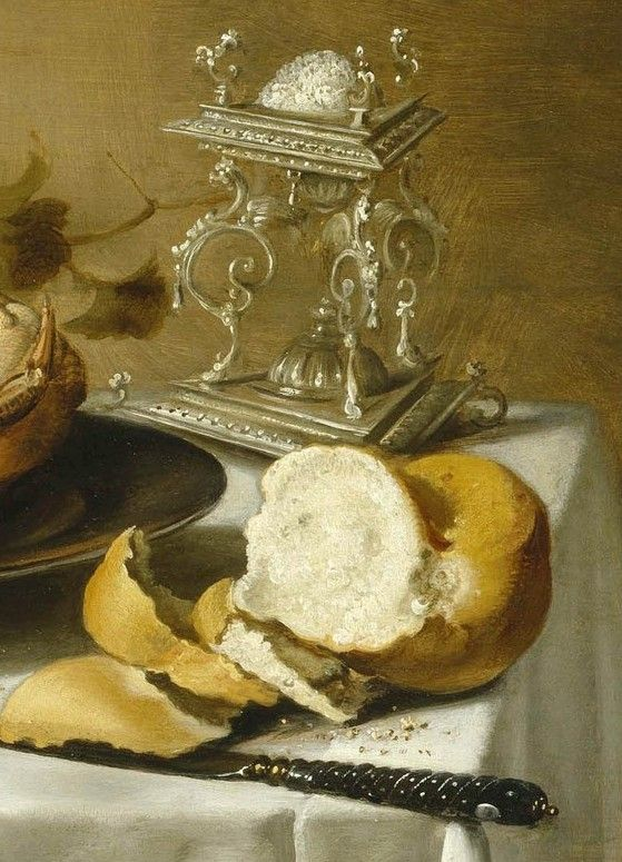 Pieter Claesz Still life with a roemer and a crab