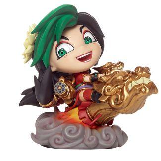 Figurină Jinx cu dragonul de foc