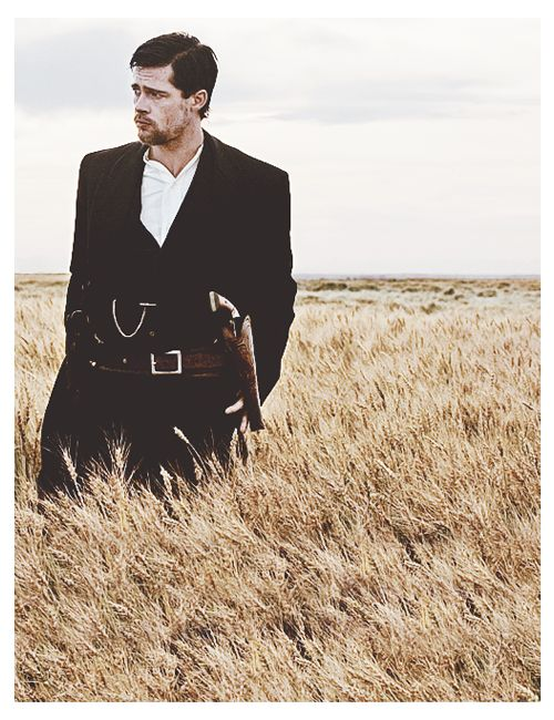 Brad Pitt - The Assassination of Jesse James by the Coward Robert Ford. Great soundtrack.
