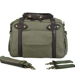 SoYoung Charlie nappy bag or lifestyle bag - Khaki