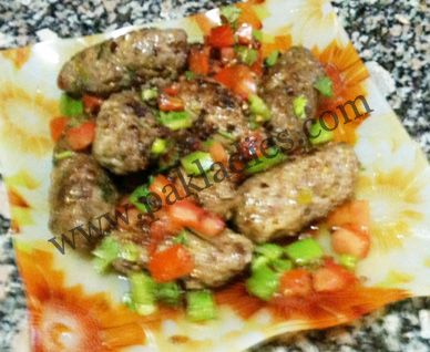 how to make lamb mince kebabs