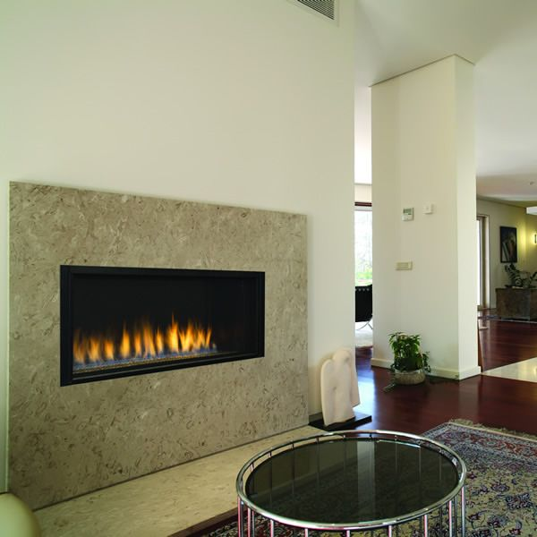 Superior DRL4543 Direct Vent Linear Gas Fireplace | WoodlandDirect.com:  Indoor Fireplaces: Gas Photo