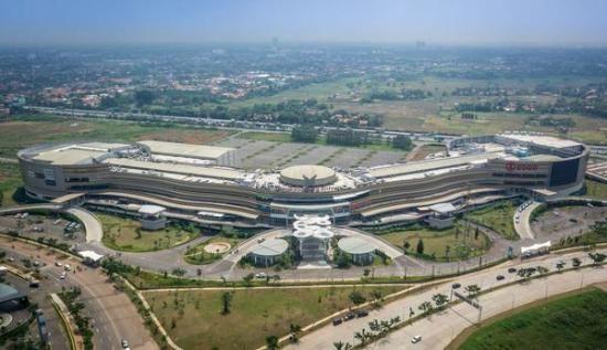 mall alam sutera - Google Search