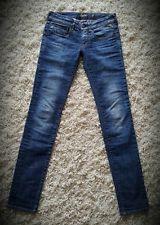 ♡♡♡ REPLAY ♡ Damen Blue Jeans ♡ Vintage darkblue ♡  W26 L32 ♡♡♡