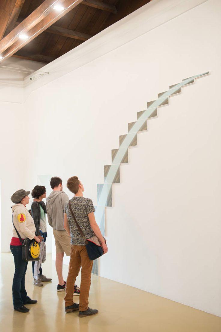 Jan Dibbets exhibition