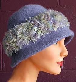 Felted Hat Knitting Pattern : 1000+ images about Needle Felt Tutorials, Wet Felt, Knit & Wet Tutorials,...