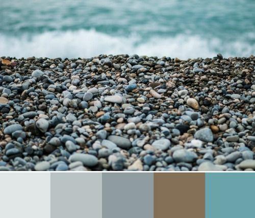Coastal Beach Gray Home Decor Inspiration and Products: http://www.completely-coastal.com/2016/02/coastal-gray-bedroom.html