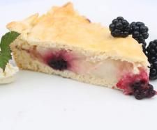Apple and blackberry pie | Official Thermomix Recipe Community