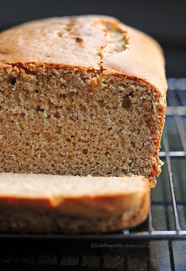 easy peanut butter bread recipe