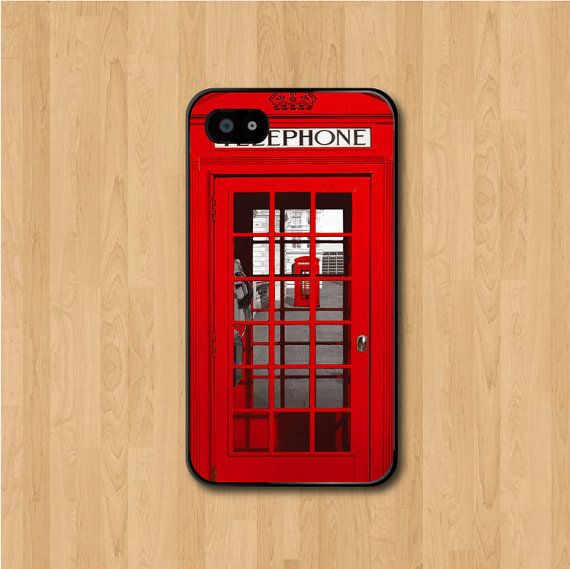 Vintage British Telephone  iphone 5 case iphone 4s case by CaseGMC, $9.99