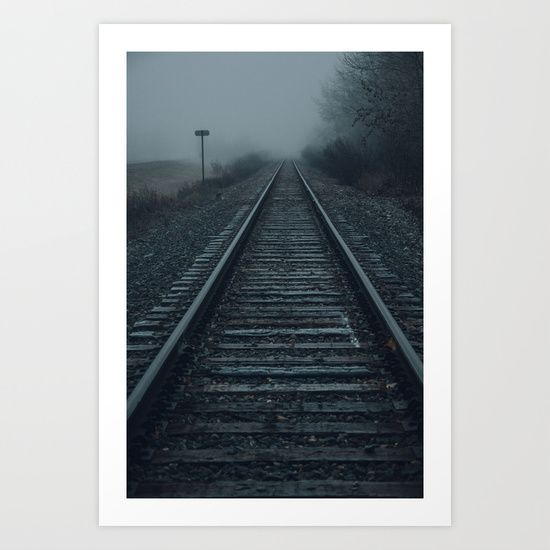 Buy Rails I by MAJA as a high quality Art Print. Worldwide shipping available at Society6.com. Just one of millions of products available.
