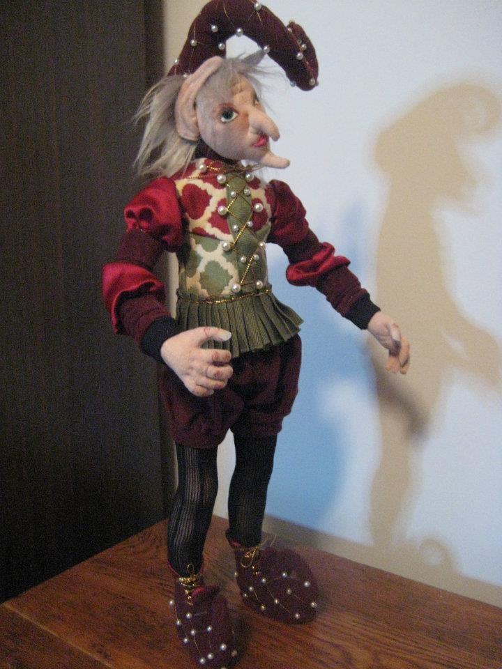 Uldrichs the Royal Gnome.