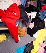 "Do you know someone who blames a messy home on being too busy or sentimental? She could have a more serious condition. Experts from A&E's ""Hoarders"" offer tips to spot the warning signs of compulsive hoarding. Plus, get their clutter control tips for pack rats…"