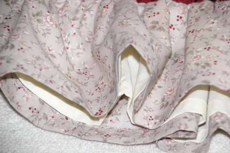 DIY Costura: Vestido de niña con cintura baja (patrón gratis)