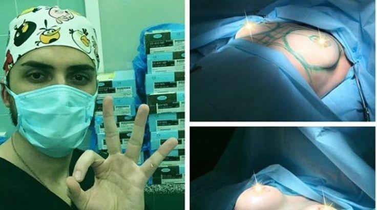 Σάλος με πλαστικό χειρουργό που τραβάει selfies με τις γυμνές, ναρκωμένες ασθενείς του