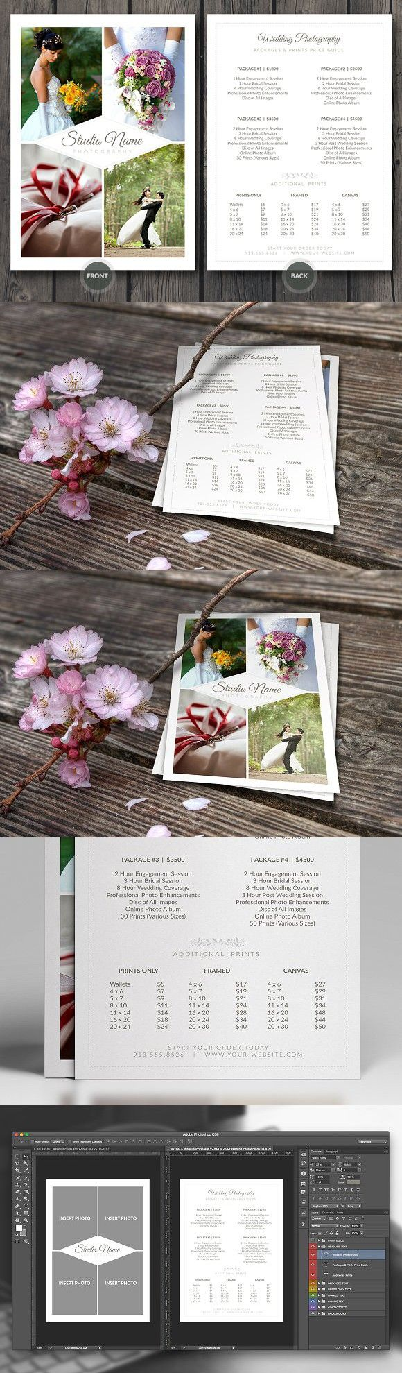 Wedding Photographer Pricing Guide. Wedding Fonts