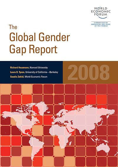 Global Gender Gap Report - Wikipedia