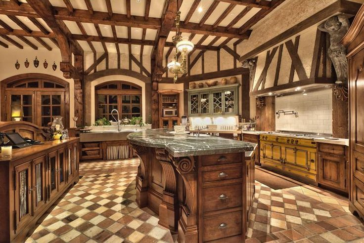 Image Result For Rustic Kitchen Pictures