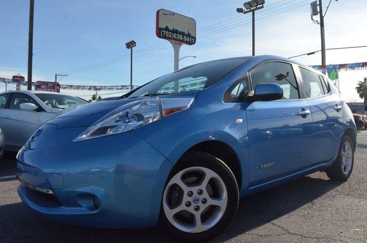 2012 Nissan Leaf #DriveandGo #VegasCars #LasVegas #NV#Nissan