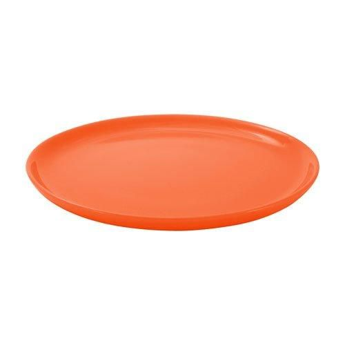 Friesland Porzellan Happymix Orange Breakfast Plate 19 cm  Is this the kind of plate you're after?