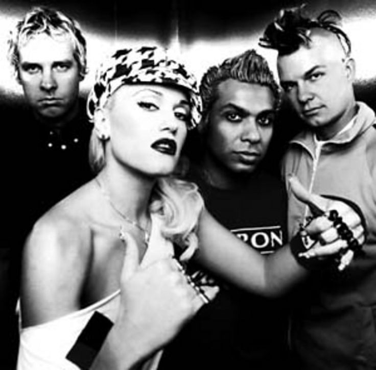 No Doubt - one of my all time fave bands