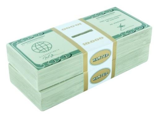 Spaarpot Bankbiljetten € 16,50