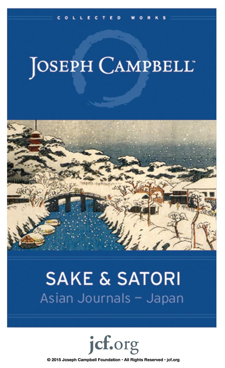23 best joseph campbell images on pinterest joseph campbell a sake and satori covers joseph campbell through the second half of his year fandeluxe Image collections