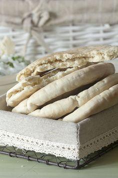 Pan de pita / Receta griega con Thermomix