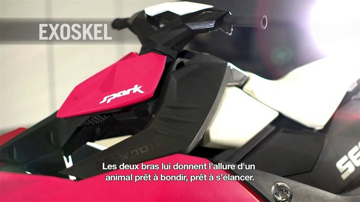 Sea-Doo Spark: l'origine du design (+playlist)